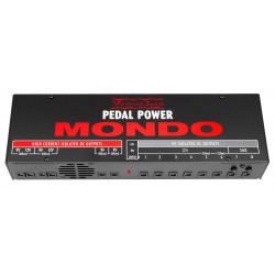 Voodoo Lab - Pedal Power® MONDO - 12-Output Isolated Power Supply - 230V