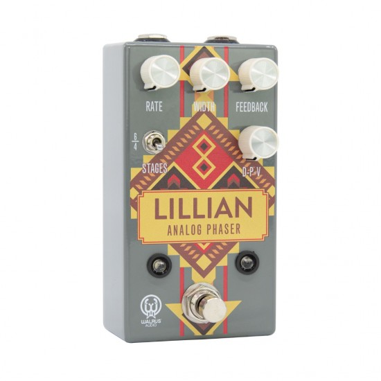 WALRUS AUDIO - LILLIAN - SANTA FE SERIES