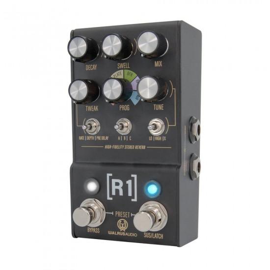 Walrus Audio - Mako Series - R1 - High-Fidelity Stereo Reverb