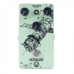 Walrus Audio - Voyager - Preamp/Overdrive
