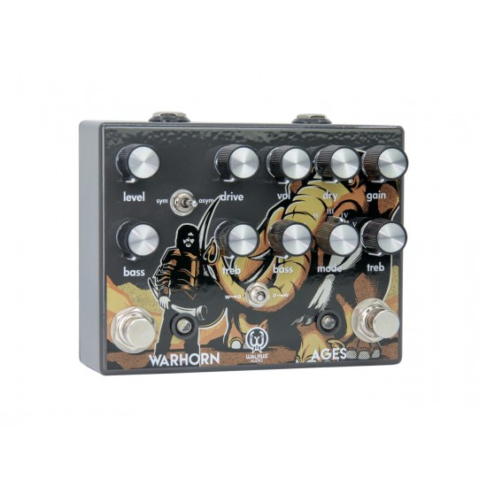 Walrus Audio - Warhorn & Ages Combo - Pedal Movie Exclusive