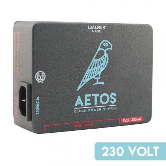 Walrus Audio - Aetos 230V (8-output) Power Supply