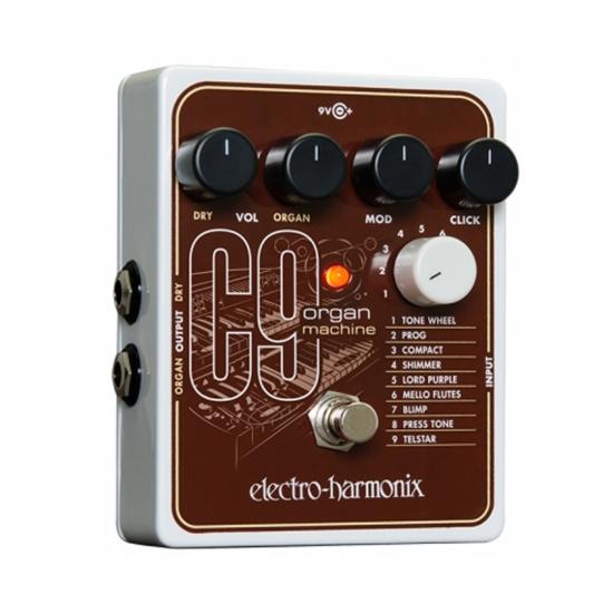 Electro-Harmonix - C9 - Organ Machine