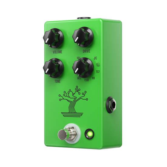JHS - BONSAI - 9 Way Screamer Overdrive