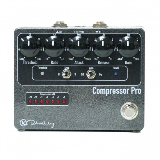 Keeley Electronics - Compressor Pro
