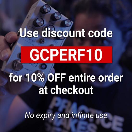 Perfecto De Castro 10% Discount Code