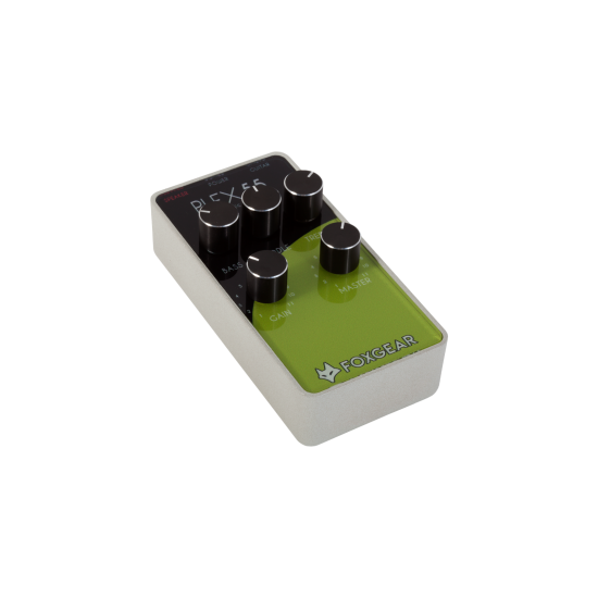 Foxgear - Plex 55 - Mini Amplifier Pedal