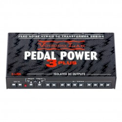 Voodoo Lab - Pedal Power® 3 PLUS - High Current 12-output Isolated Power Supply